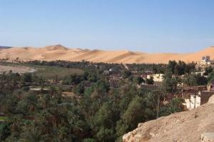 Algeria-Beni Abbes