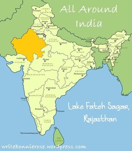 All Around India-Fateh Sagar