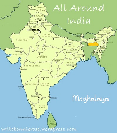 All Around India-Meghalaya