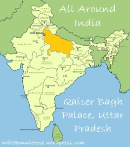 All Around India-Qaiser Bagh Palace, Uttar Pradesh